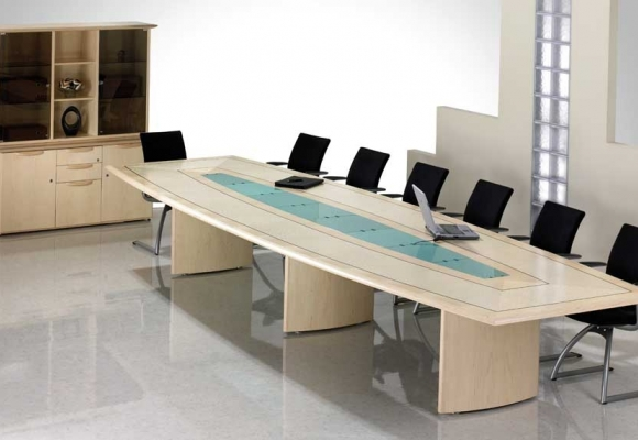 Sven Christiansen Fulcrum Conference Office Tables
