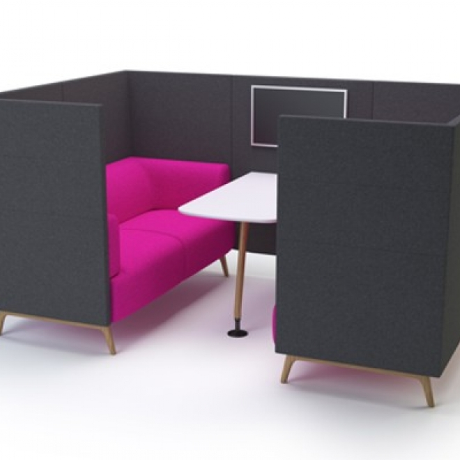 Acoustic Pods & Booths